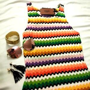 Missoni NWT Multi-Color Mimi Dress (M)